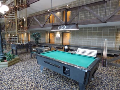 Billiards | Best Western Plus Longbranch Hotel & Convention Center