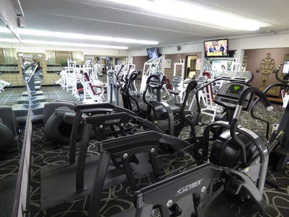 Gym | Best Western Plus Longbranch Hotel & Convention Center