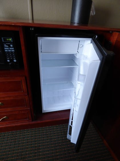 Mini-Refrigerator | Best Western Plus Longbranch Hotel & Convention Center