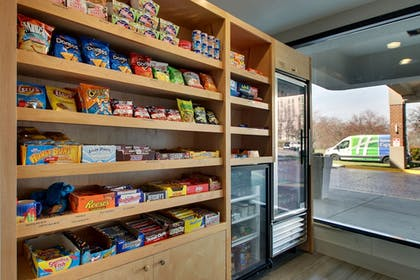 Snack Bar | Holiday Inn Express Baltimore-BWI Airport West