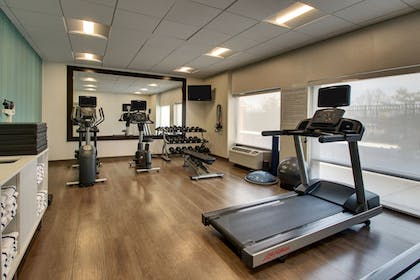Fitness Facility | Holiday Inn Express Baltimore-BWI Airport West