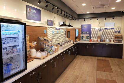 Restaurant | Holiday Inn Express Baltimore-BWI Airport West