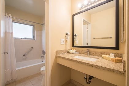 Bathroom | Hollywood Orchid Suites
