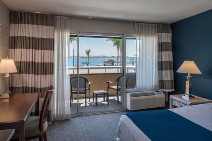Guestroom View | Bay Club Hotel & Marina