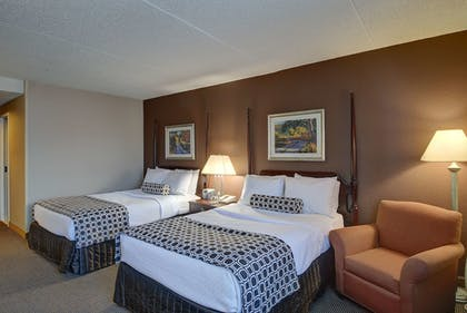 Guestroom | Red Lion Hotel Cromwell