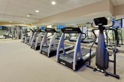Fitness Facility | Red Lion Hotel Cromwell