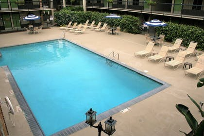 Indoor/Outdoor Pool   Clarion Inn & Suites Conference Center