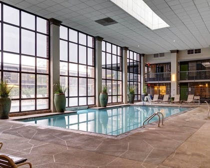 Pool   Clarion Inn & Suites Conference Center