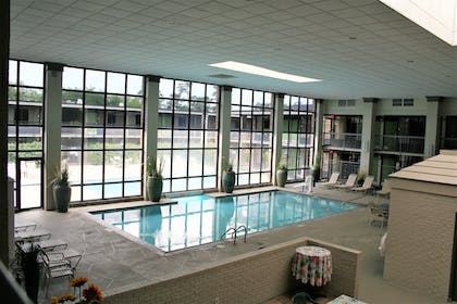 Indoor Pool   Clarion Inn & Suites Conference Center