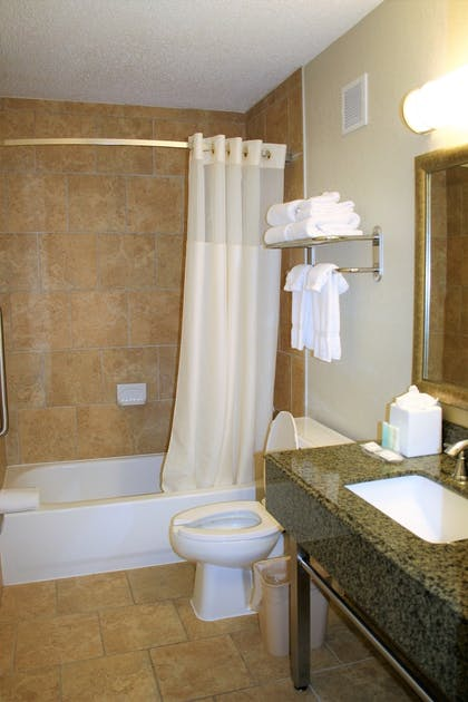 Bathroom   Clarion Inn & Suites Conference Center