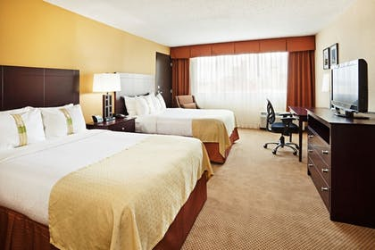 Guestroom | Holiday Inn Knoxville Downtown