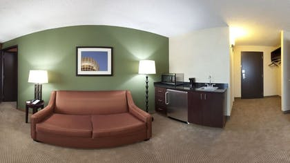 Living Area | Holiday Inn Knoxville Downtown