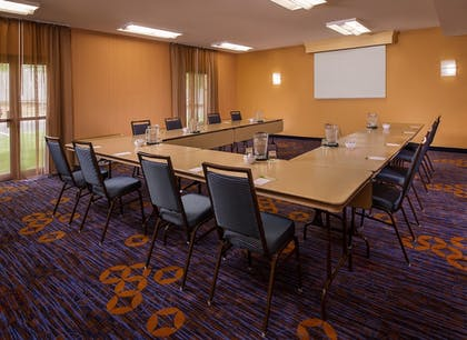 Meeting Facility | Courtyard by Marriott Richmond West