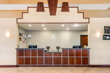 Check-in/Check-out Kiosk | Quality Inn & Suites Tarpon Springs South