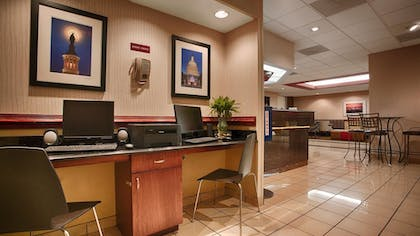 Business Center | Best Western Potomac Mills