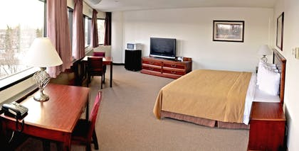 Guestroom | Alex Hotel & Suites Anchorage Airport