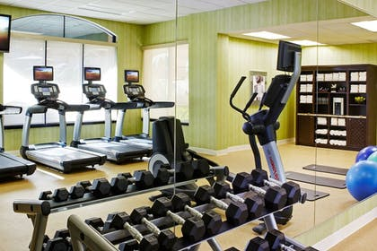 Fitness Facility | Scottsdale Marriott Suites Old Town