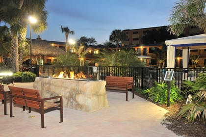Terrace/Patio | CoCo Key Hotel and Water Resort-Orlando