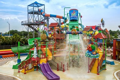 Sports Facility | CoCo Key Hotel and Water Resort-Orlando