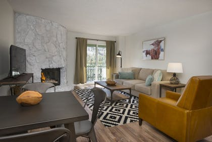Living Room | Evergreen Lodge at Vail