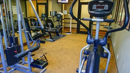 Fitness Facility | Holiday Inn Express Branson-Green Mountain Drive
