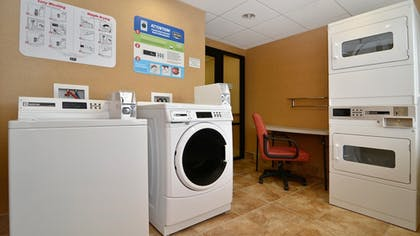Laundry Room | Holiday Inn Express Branson-Green Mountain Drive