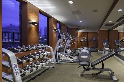 Fitness Facility | Emily Morgan Hotel - A DoubleTree by Hilton Hotel