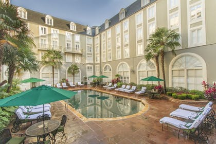 Outdoor Pool | Bourbon Orleans Hotel