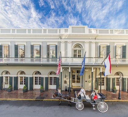Featured Image | Bourbon Orleans Hotel