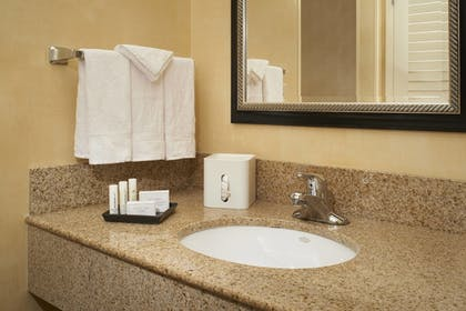 Bathroom | Courtyard by Marriott Chicago Downtown River North