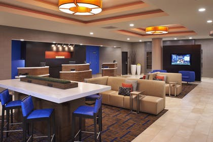 Lobby | Courtyard by Marriott Chicago Downtown River North