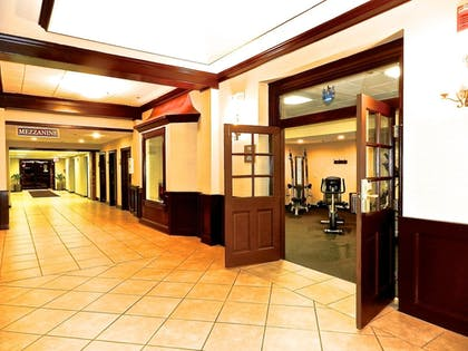 Sports Facility | Best Western Park Hotel