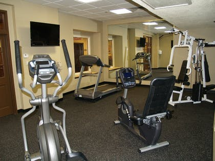 Fitness Facility | Best Western Park Hotel