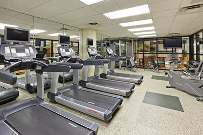 Fitness Facility | Chattanooga Marriott Downtown