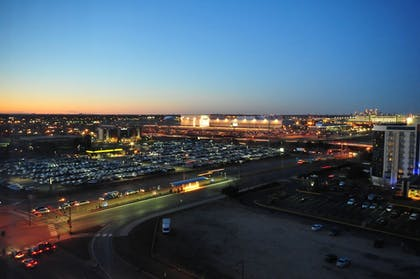 View from Hotel | Crowne Plaza Aire MSP Airport - Mall of America