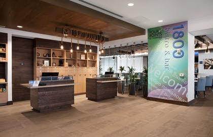 Lobby | Four Points by Sheraton Fort Lauderdale Airport/Cruise Port
