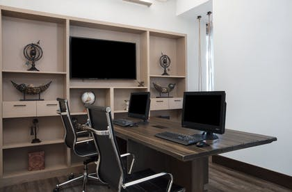 Business Center   Four Points by Sheraton Fort Lauderdale Airport/Cruise Port