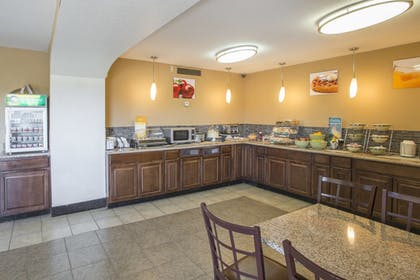 Breakfast Area | Quality Inn & Suites Denver Stapleton