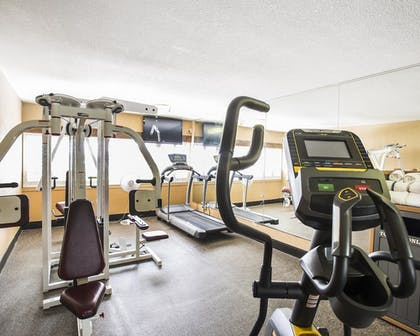 Fitness Facility | Quality Inn & Suites Denver Stapleton