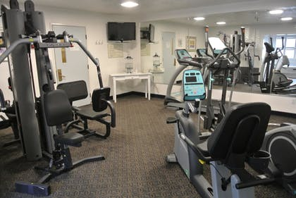 Fitness Facility | Best Western Corvallis
