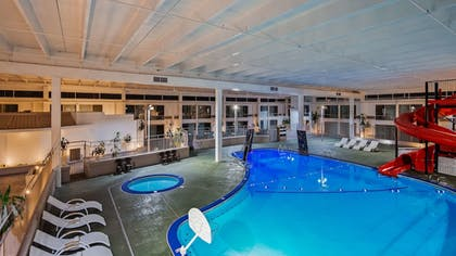 Indoor Pool | Best Western Plus Columbia River Hotel & Conference Center