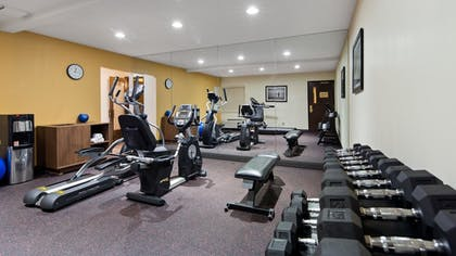 Fitness Facility | Best Western Pony Soldier Inn - Airport