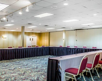 Meeting Facility   Quality Inn & Suites Conference Center Wilkes Barre