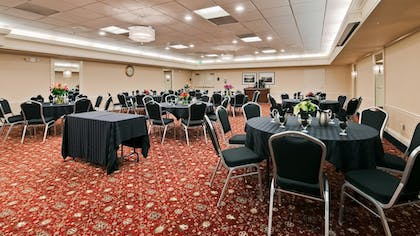 Meeting Facility | Best Western Premier Plaza Hotel & Conference Center