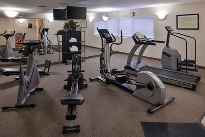 Gym | Best Western Plus Tacoma Dome Hotel