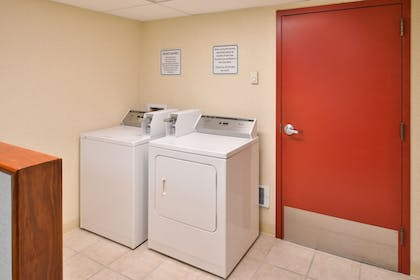 Laundry Room | Best Western Plus Tacoma Dome Hotel
