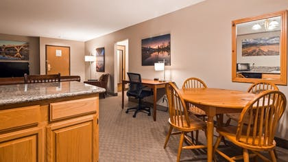 In-Room Amenity | Best Western Inn At The Rogue