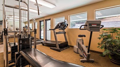 Fitness Facility | Best Western Inn At The Rogue
