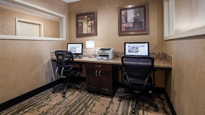 Business Center | Best Western Grand Manor Inn