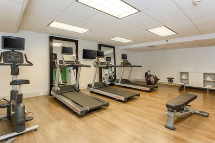 Fitness Facility | Holiday Inn Express Milwaukee-West Medical Center